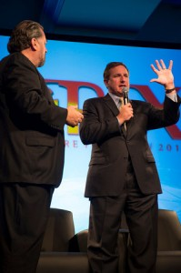 Mark Hurd & Mark Anderson FiRe 2012